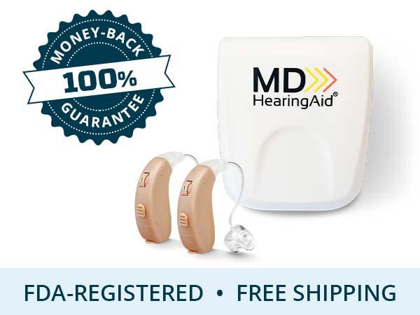 MDHearingAid AIR | MDHearingAid
