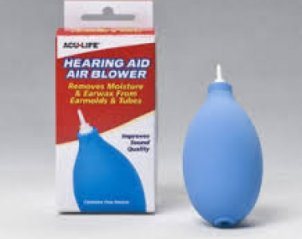 Acu Life Hearing Aid Air Blower