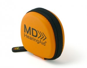 mdhearingaid Hearing Aid Storage Case