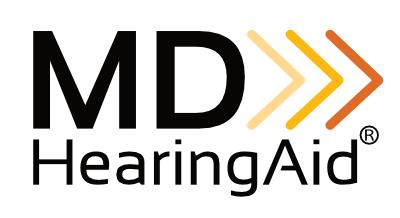 MDHearingAid Logo Square